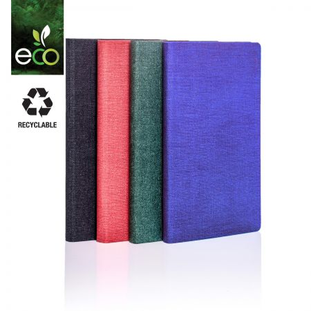 Nature 100% Recyclable Notebook