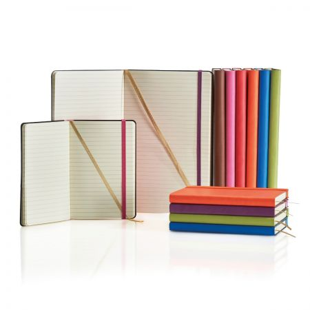 Ivory Tucson Flexible Notebook