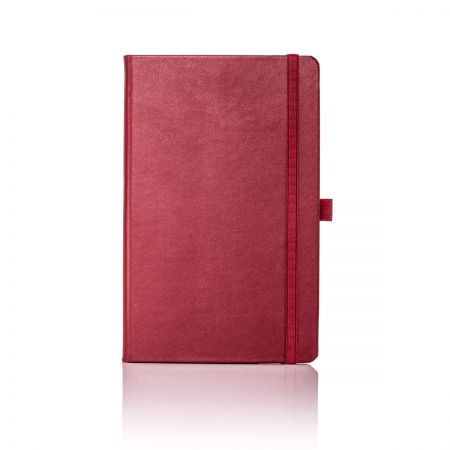 Cordoba Medium Ruled Leather Notebook
