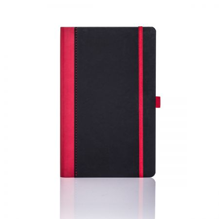 Contrast Medium Ruled Notebook