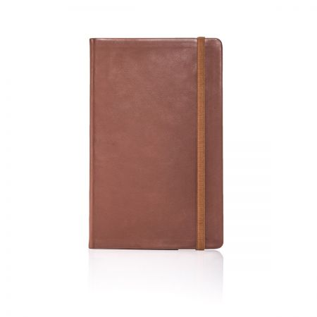 Vitello Leather Flexible Notebook